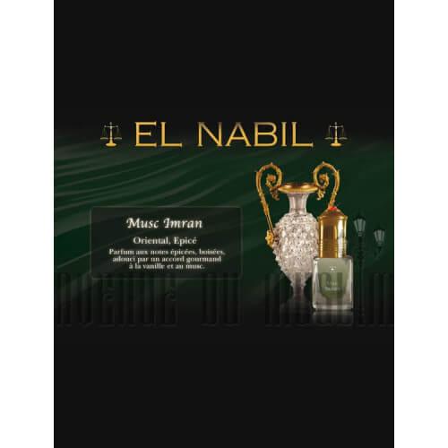 Musc El NABIL Imran 5 ml
