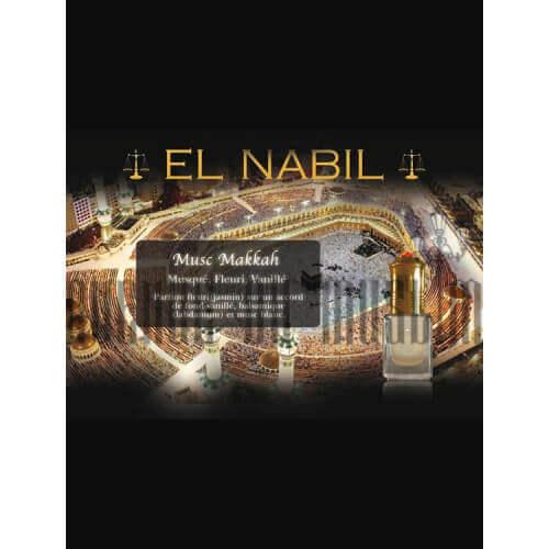 Musc EL NABIL Makkah 5 ml