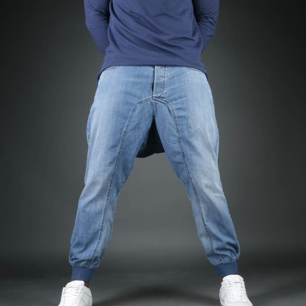 Sarouel Oussloub Daw jeans claire