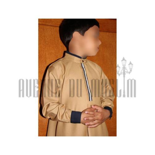 Qamis Lawung enfant KD14411