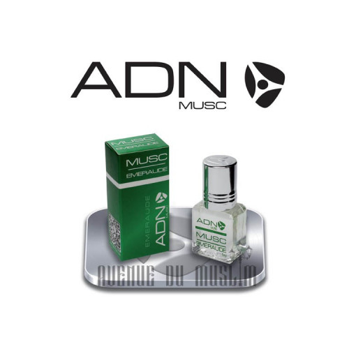 Musc ADN EMERAUDE 5 ml