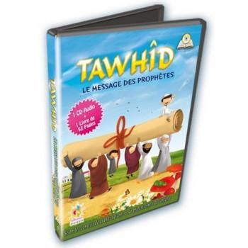 Tawhid le Message des Prophètes - Cd Audio + Livre 52 Pages - Athariya Jeunesse