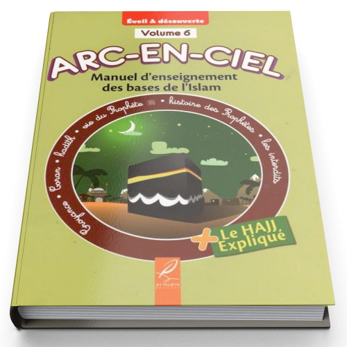 Arc-En-Ciel Volume 6 - Edition Al Hadith