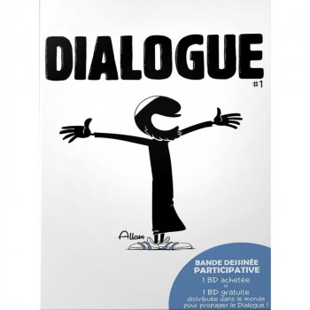 BD - Le Dialogue 1 - Edition Du Bdouin