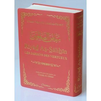 Riyâd As-Salihine de l'Imam Al Nawawi - Rose - De Poche - Les Jardins des Vertus - Edition Orientica