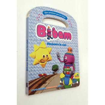 Bibam, découvre Le Ciel - Edition Pixel Graf