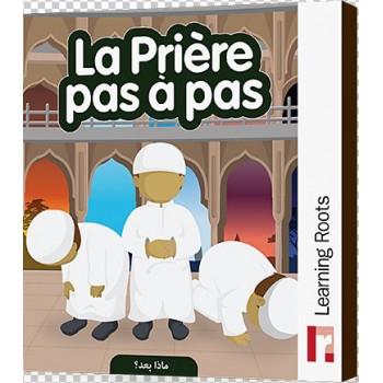 Cartes - La Prière pas à pas