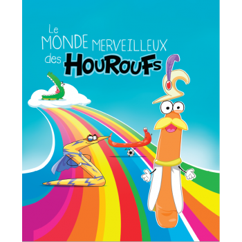Le Monde Merveilleux des Houroufs - Sonia Tireche
