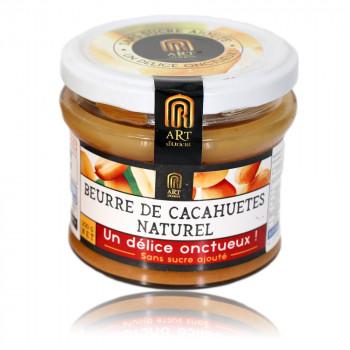 Beurre de Cacahuètes - 100% Naturel - 200 gr - Art d'Orient