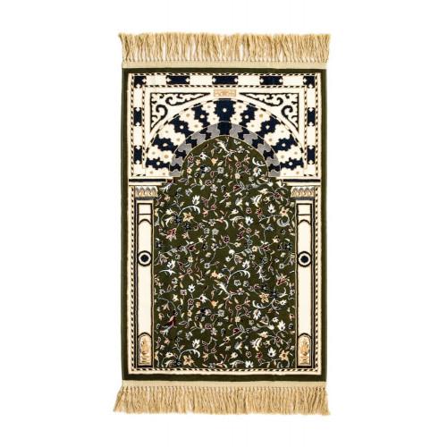 Tapis de Prière de la Mosquée de Médine de Luxe - Al Munawara Rawda - Arabie Souadite