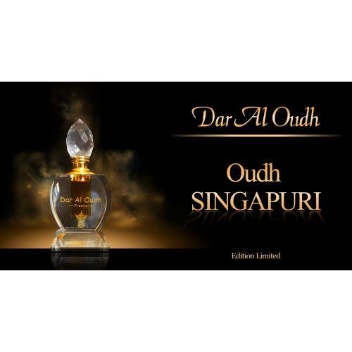 Oudh Singapuri - 6 ml