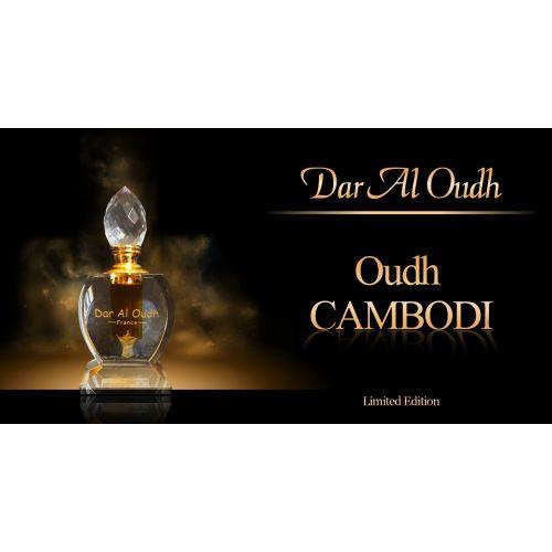 Oudh Cambodi - 6 ml