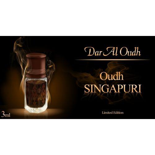 Oudh Singapuri - 3 ml