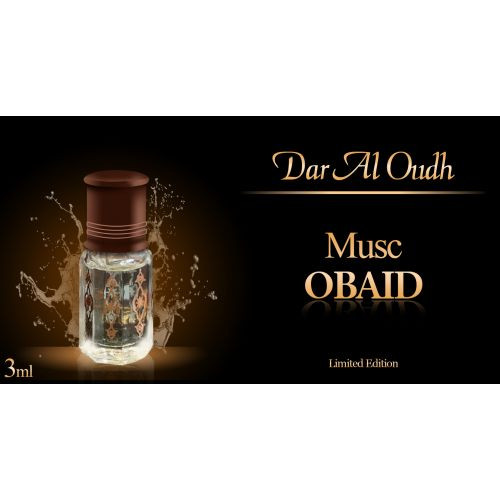 Musc Obaid - 3 ml