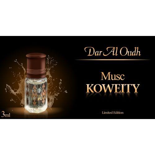 Musc Koweiti - 3 ml