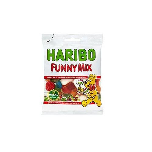 FUNNY MIX HARIBO HALAL 75G