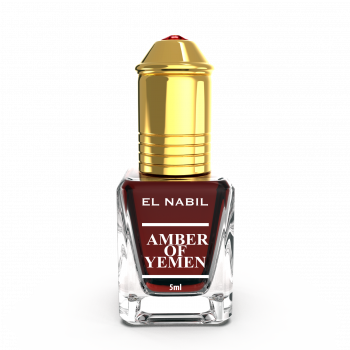 Musc EL NABIL Amber Of Yemen 5 ml