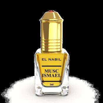 Musc Ismael - Parfum : Mixte - Extrait de Parfum Sans Alcool - El Nabil - 5 ml