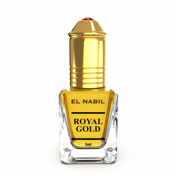 Musc EL NABIL Royal gold 5 ml