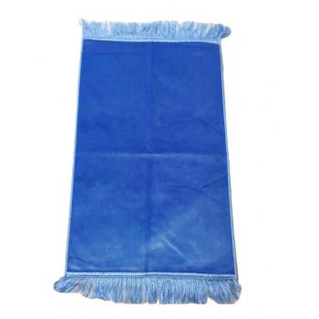 Bleu Clair - Tapis de Prière Uni - Enfant - 47,50 x 87 cm