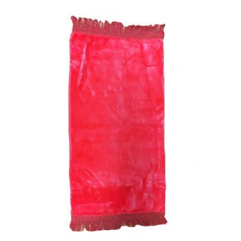 Rose - Tapis de Prière Uni - Enfant - 34 x 72 cm