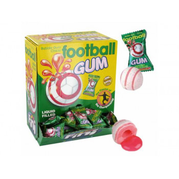 Bonbons - Football - Bubble Gum - Fini - Halal