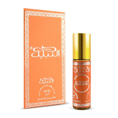 Musc Touch me - 6 ml - Nabeel Original