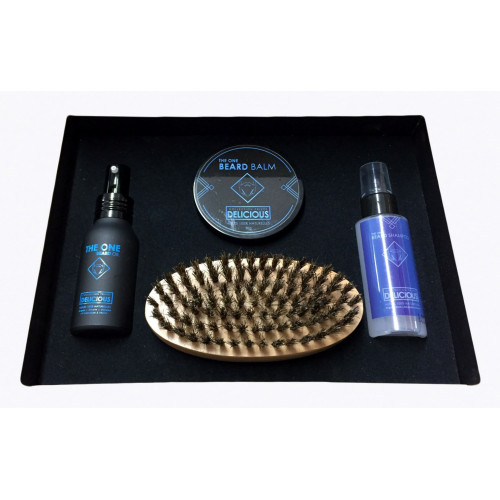 Coffret barbe delicious