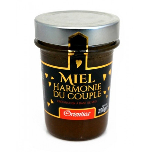 Miel Harmonie du Couple - Orientica- 250 gr