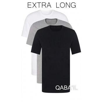 tee shirt qabail bleu ref 04