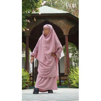 Jilbeb fille rose