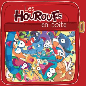 La Boite du Monde des Houroufs - Lettres Arabes - A partir de 3 ans