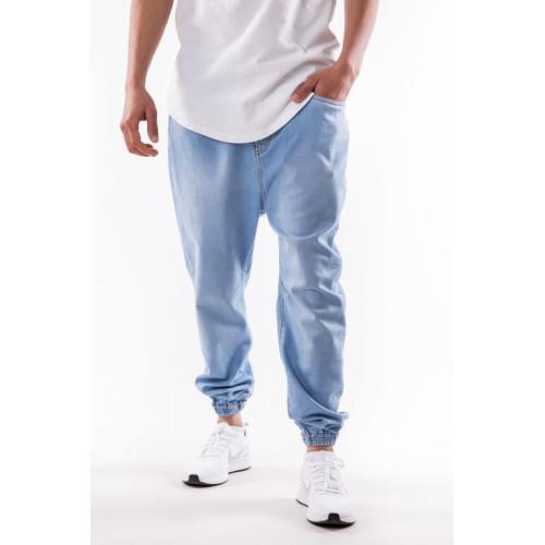 Saroual D3 Long Jeans - BLEU BLEACH - Timssan