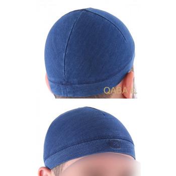 Bonnet - Couleur Jeans - Qabail
