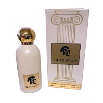 Gladiator White - Eau de Parfum pour Homme - 100ml