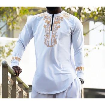 Sweat Blanc Qaba'il : Etniz Africaine