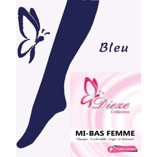 Mi-Bas Dieze Bleu by UmmHafsa