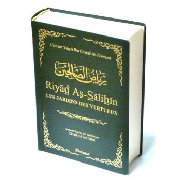 Riyâd As-Salihine de l'Imam Al Nawawi - Vert - De Poche - Les Jardins des Vertus - Edition Orientica