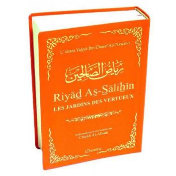 Riyâd As-Salihine de l'Imam Al Nawawi - Orange - De Poche - Les Jardins des Vertus - Edition Orientica