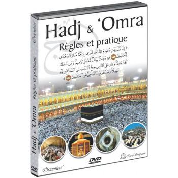 Hadj et 'Omra - Règles et Pratique ( DVD en langue française sur le pèlerinage et la 'Oumra )