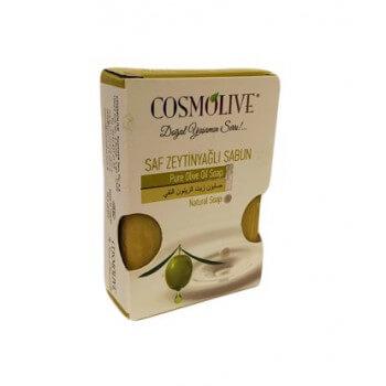 Savon Naturel à l'Huile d'Olive Pure - 100gr - Cosmolive