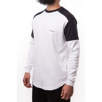 Sweat Premium Oversize - Blanc et Noir - Timssan