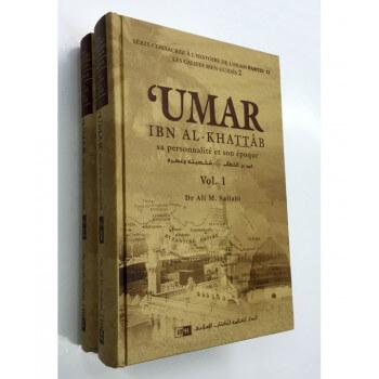 Umar Ibn Al Khattab, sa personnalité et son époque - 2 Vol - Dr Ali M Sallabi - Edition IIPH