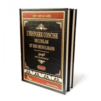 l'Histoire Concise de l'Islam et des Musulmans - 2 Vol - Amir Abd Al Aziz - Edition Sana et Ibn Hazm