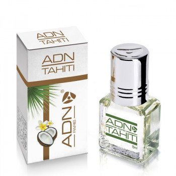 MUSC TAHITI - Essence de Parfum - Musc - ADN Paris - 5 ml