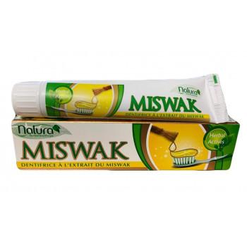 Dentifrice à l'Extrait du Meswak - 50 gr - Natura Miswak