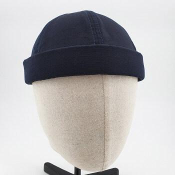Couvre Chef - Docker Hat Ripstop - Noir - DC Jeans
