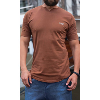 Tshirt Level Camel Qaba'il : manches courtes