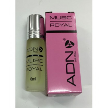MUSC ROYAL - Essence de Parfum - Musc - ADN Paris - 6 ml