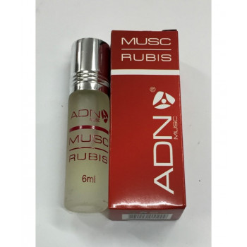 MUSC RUBIS - Essence de Parfum - Musc - ADN Paris - 6 ml